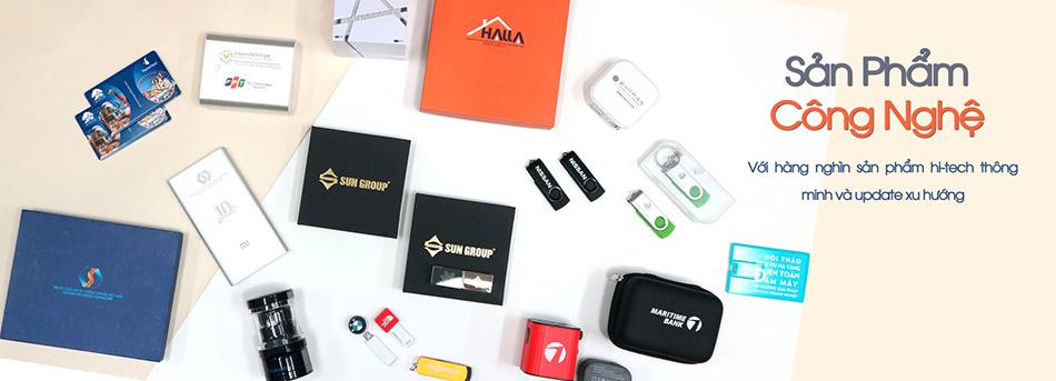 quà tặng doanh nghiệp - nhóm quà công nghệ