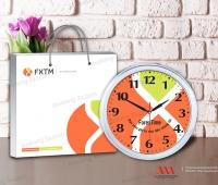 Đồng hồ treo tường quà tặng cho doanh nghiệp