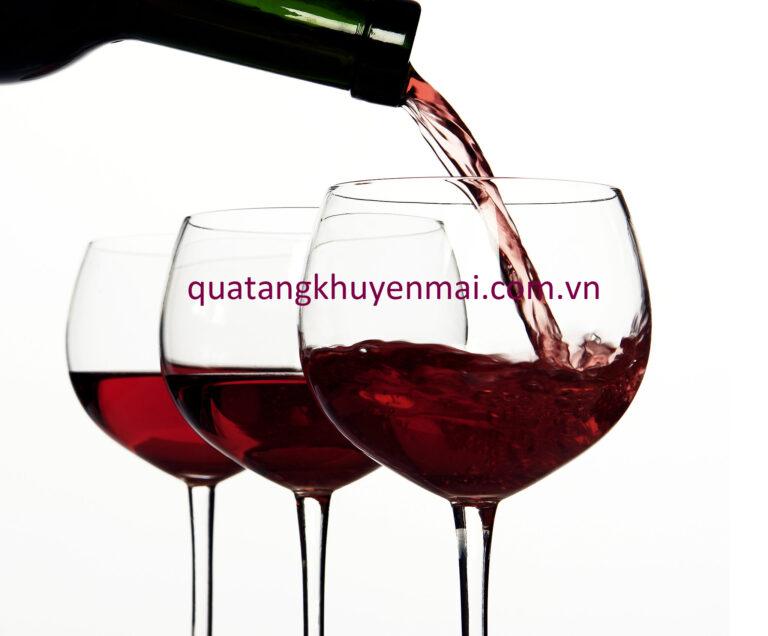 Bộ ly rượu vang