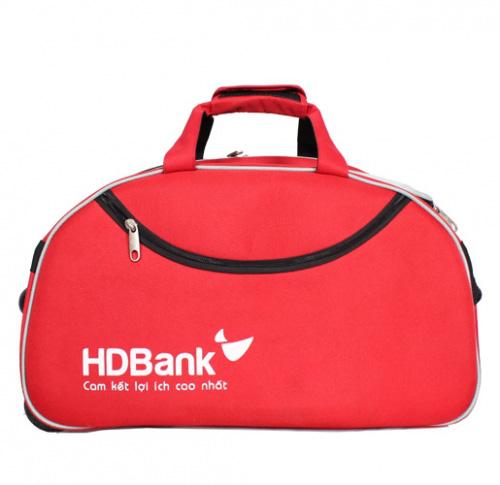 Xưởng sản xuất túi xách cho HDBank