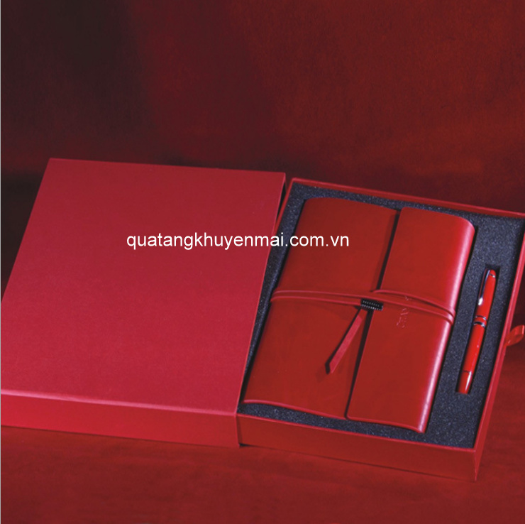Gift set sổ bút