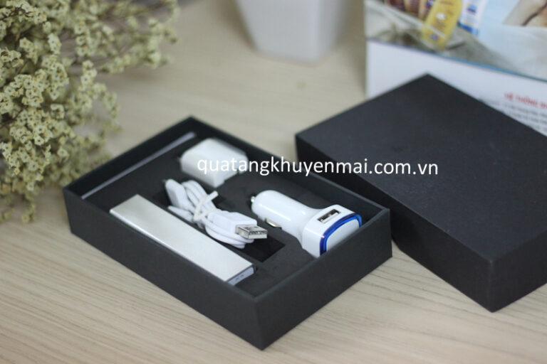 Gift set pin sạc - Frazer Suites Hanoi