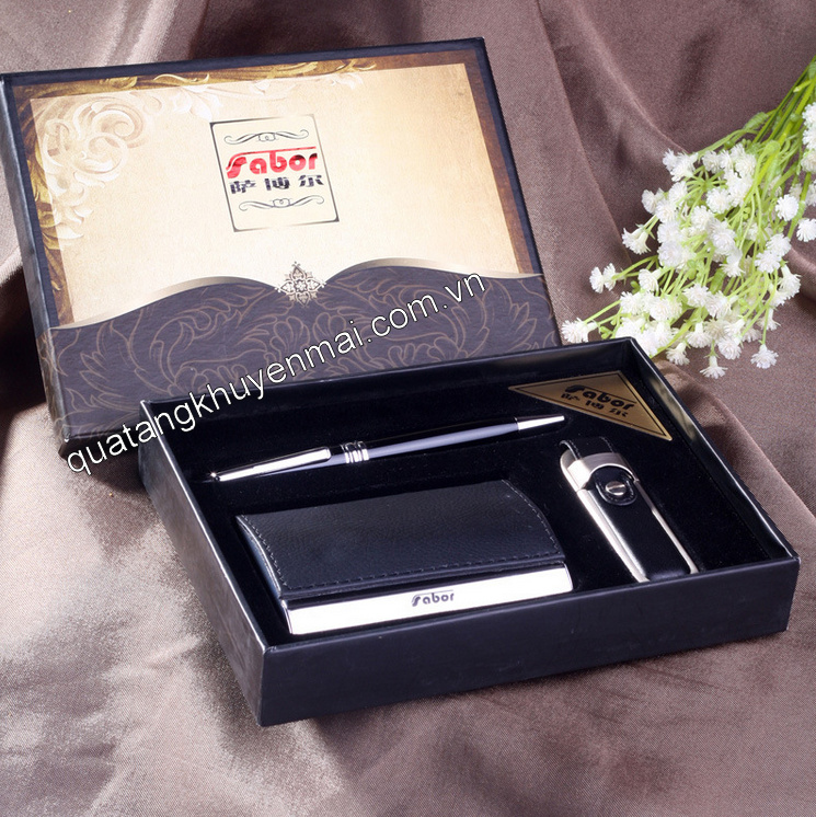 Gift Set Bút USB