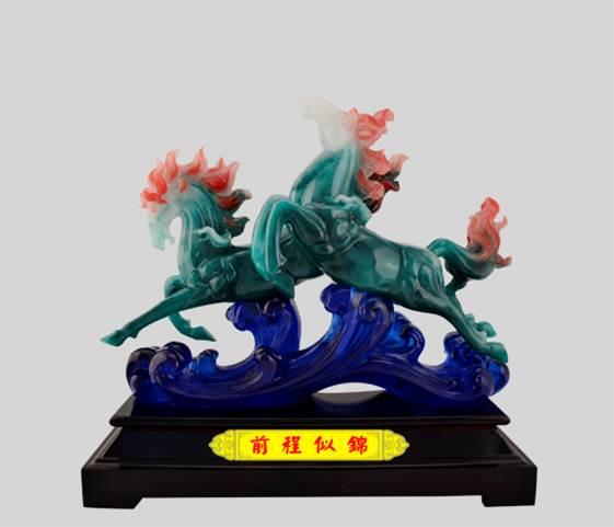 Ngựa phát tài AAA-016