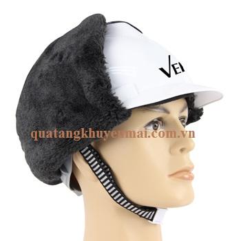 Mũ bảo hộ lao động giữ ấm