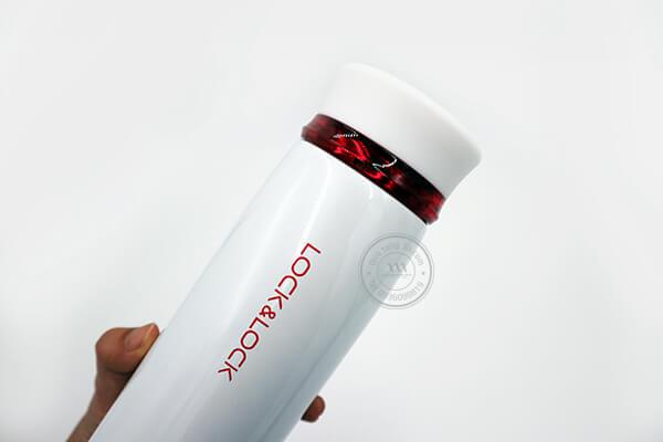Quà tặng doanh nghiệp Bình giữ nhiệt in logo mẫu 7