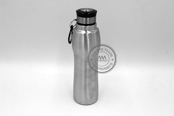 Quà tặng doanh nghiệp Bình nước nhôm in logo mẫu 1