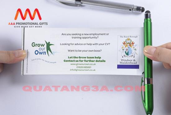 Sản xuất Bút banner quảng cáo