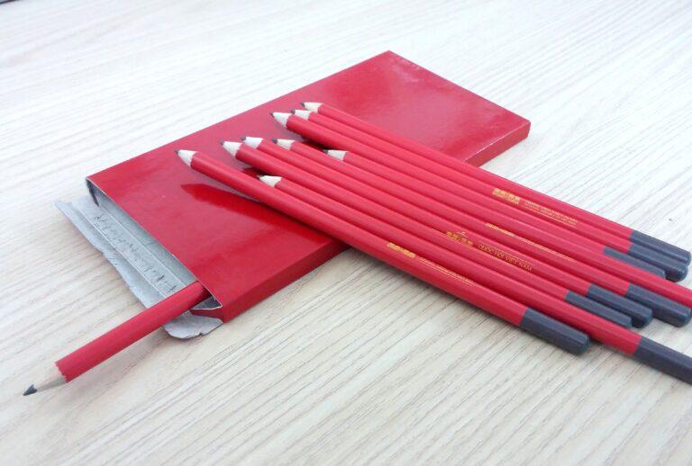 Bút chì gỗ logo quốc hội Việt Nam
