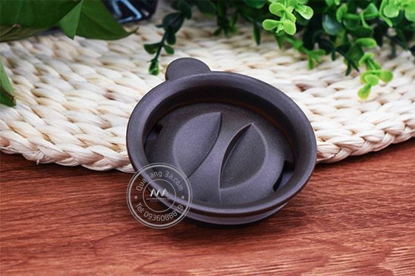 Quà tặng doanh nghiệp Cốc vỏ tre in logo mẫu 1
