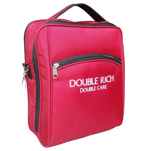 Công ty sản xuất balo thêu logo - Double Rich