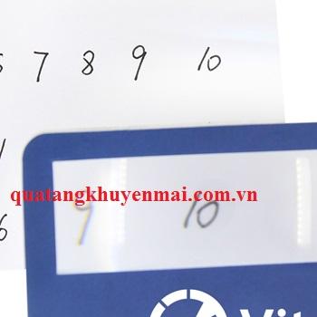 Kính lúp hình Credit Card
