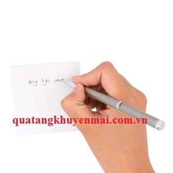 Bút máy mạ bạc