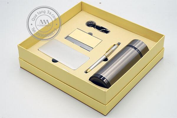 Quà tặng doanh nghiệp Gift set in logo mẫu 4