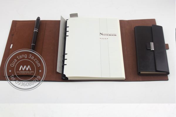Gift set Sổ Bút cao cấp
