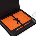 Gift set sổ - bút - USB sang trọng HSBC