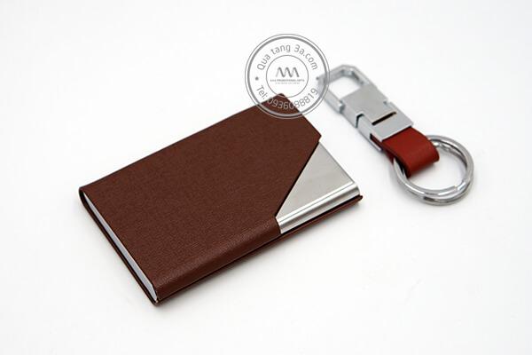 Quà tặng doanh nghiệp Gift set in logo mẫu 3