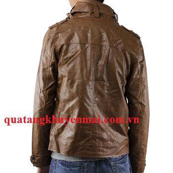 Áo khoác da dành cho nam
