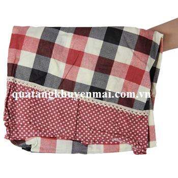 Tạp dề cotton dài tay