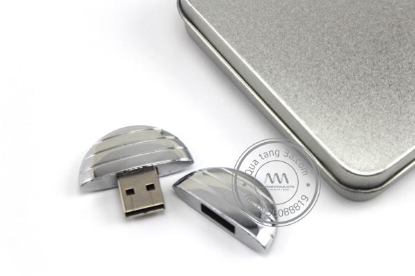 Làm USB quà tặng quảng cáo