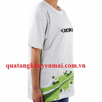 Áo T-shirts cổ tròn
