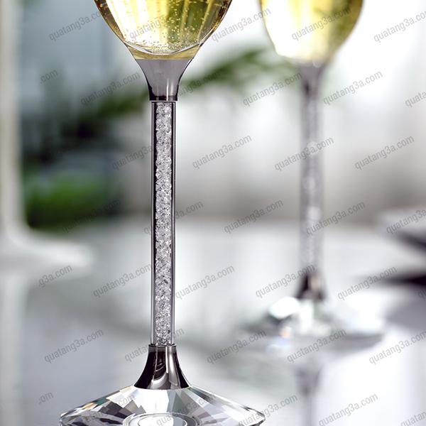 Quà tặng doanh nghiệp ly rượu vang cao cấp mẫu 3