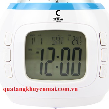 Đồng hồ chiếu tường