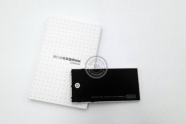 Quà tặng doanh nghiệp pin sạc dự phòng in logo mẫu 5
