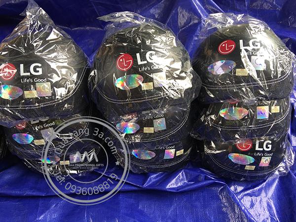 Sản xuất mũ bảo hiểm cho nhãn hàng LG