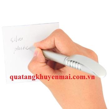 Bút bi ngòi bấm lò xo