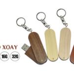 USB làm từ gỗ độc đáo thân thiện môi trường