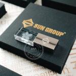 Quà tặng doanh nghiệp USB in logo mẫu 7