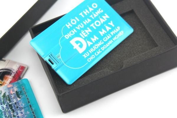 USB namecard quà tặng - Pizza Hut