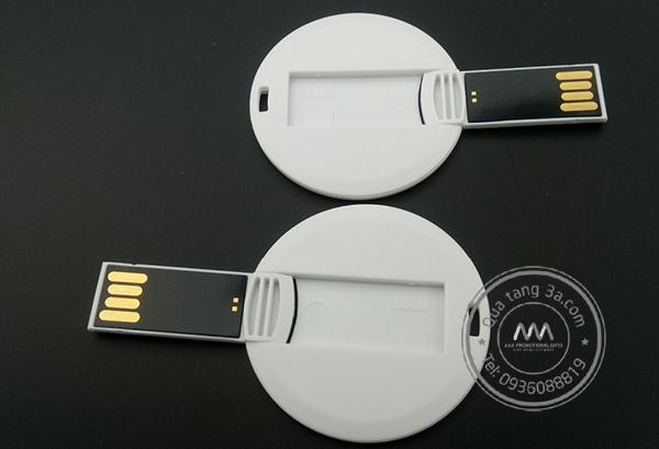 Quà tặng doanh nghiệp USB in logo mẫu 6