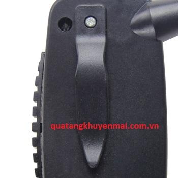 Móc chìa khóa đo áp lực lốp xe 2-in-1