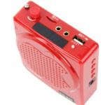 Loa mini gắn thẻ nhớ WG1593