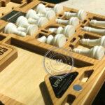 Bộ cờ vua bàn gấp cao cấp Made in Vietnam - Quà tặng khách hàng