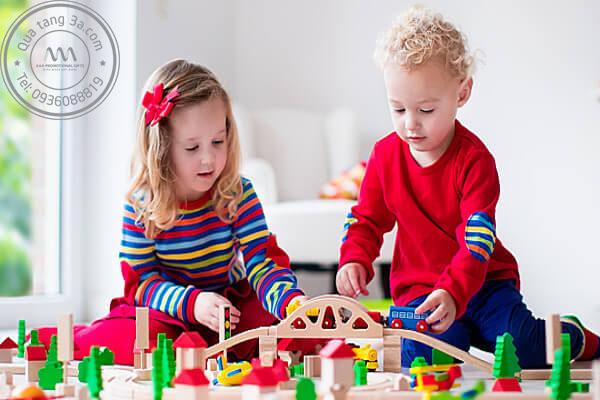 Đồ chơi trí tuệ là quà tặng giáng sinh cho học sinh được nhiều người lựa chọn