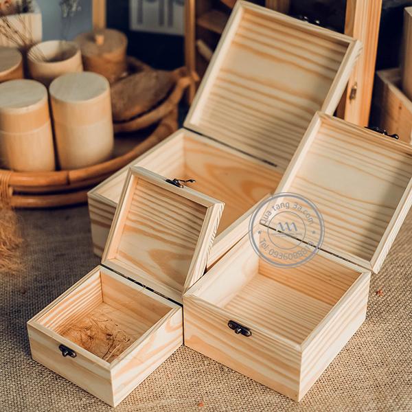 hộp gỗ quà tặng 1