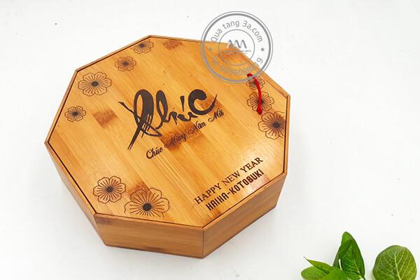 hộp gỗ quà tặng 8