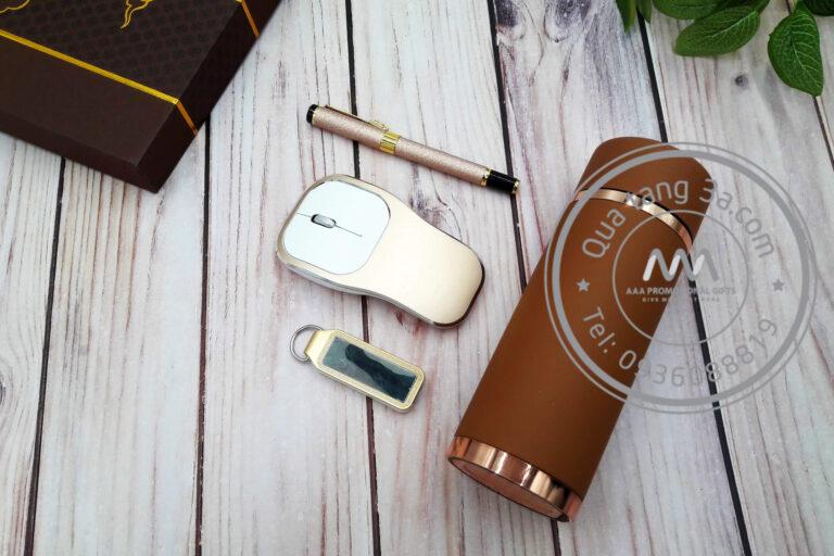 Gift set in logo quà tặng công nghệ hot nhất