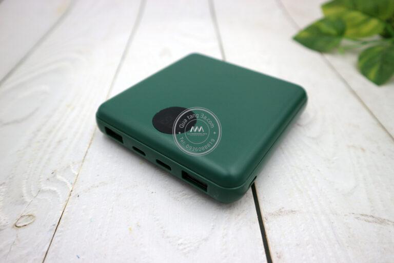 Pin sạc dự phòng 4 trong 1   Quà tặng công nghệ phù hợp cho mọi khách hàng
