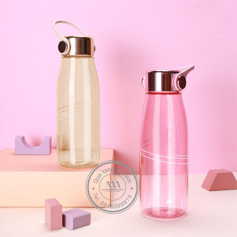 Bình nước in logo - Quà tặng quảng cáo thiết thực nhất