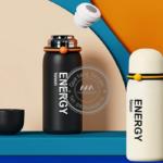 Bình nước quà tặng energy | Bình nước thể thao quà tặng in logo