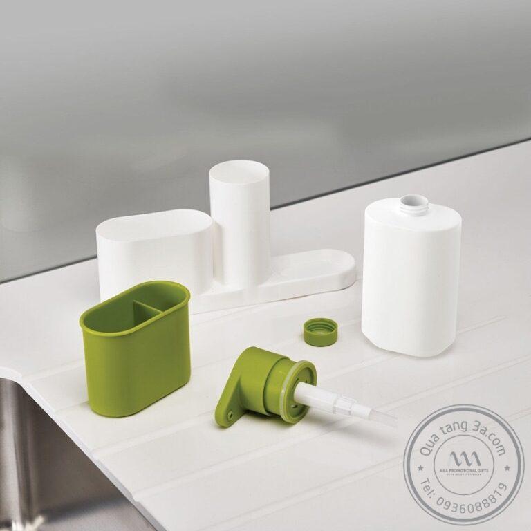 Bộ dụng cụ rửa 3 món - Món quà tặng khuyến mãi thiết thực ngành tiêu dùng