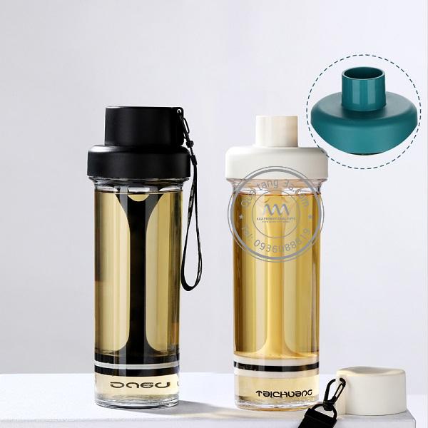 Bình nước in logo - quà tặng quảng cáo độc đáo