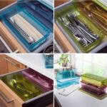 Hộp nhựa đựng đũa thìa – Quà tặng khách hàng nội trợ