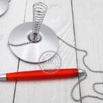 Bút đế cắm lò xo | Quà tặng quảng cáo - POSM in ấn logo